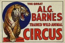 Image of Al. G. Barnes title sheet