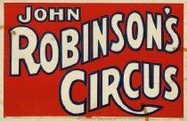 Image of CWi 17664 - John Robinson's Circus
