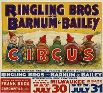 Image of CWi 14389 - Al G. Barnes & Sells Circus