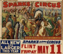 Image of CWi 19958 - Sparks Circus