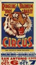 Image of CWi 14407 - Al G. Barnes  Circus