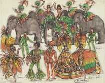 Image of CWi 12693 - Ringling Bros and Barnum & Bailey Circus