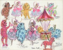 Image of CWi 12738 - Ringling Bros and Barnum & Bailey Circus