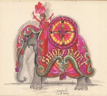 Image of CWi 12816 - Ringling Bros and Barnum & Bailey Circus