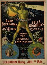 Image of CWi 21059 - Adam Forepaugh & Sells Bros. Circus