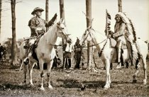 Image of CWi 11573 - Buffalo Bill's Wild West ( & Pawnee Bill's Far East)
