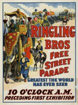 Image of CWi 18272 - Ringling Bros. Circus