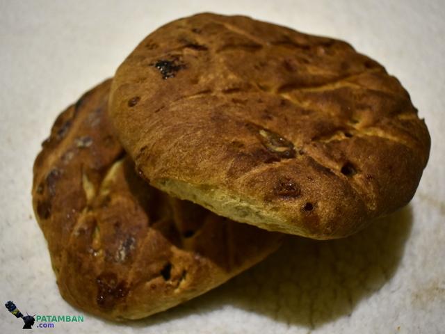 pieza pan de fina