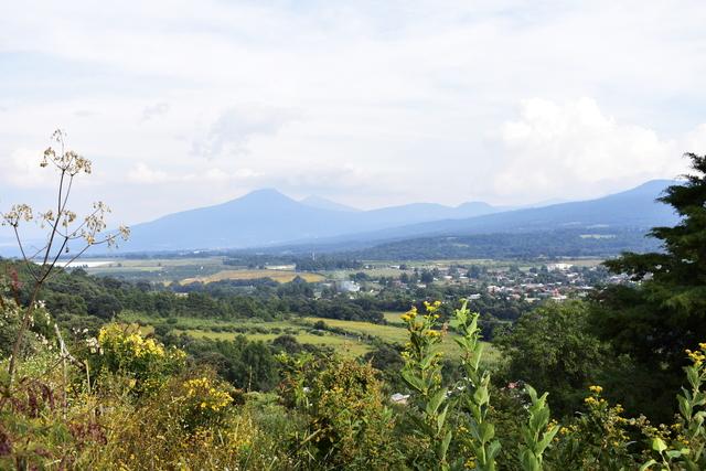 La naturaleza en Patamban