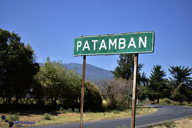 Caminando por Patamban