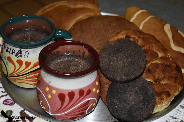 Chocolate artesanal de Patamban
