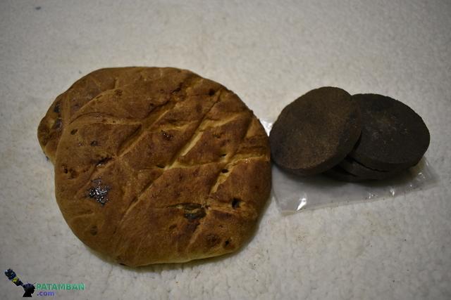 pan fina y chocolate de patamban