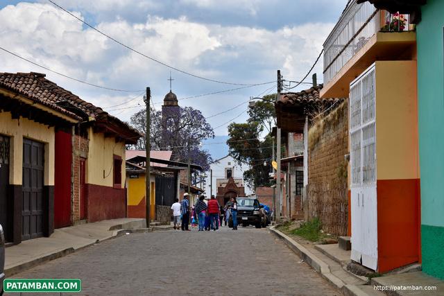 Calles de Patamban