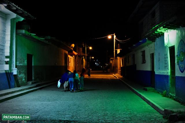 calle noche patamban