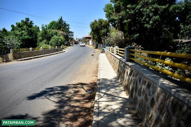 puente entrada patamban