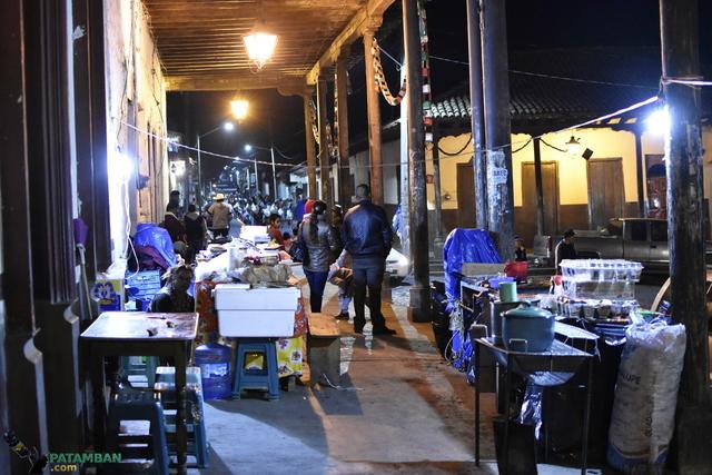 noche plaza patamban
