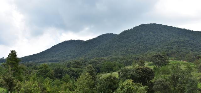 Algunas vistas desde el cerro de las Tres Marías