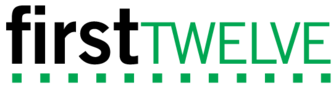 first TWELVE logo