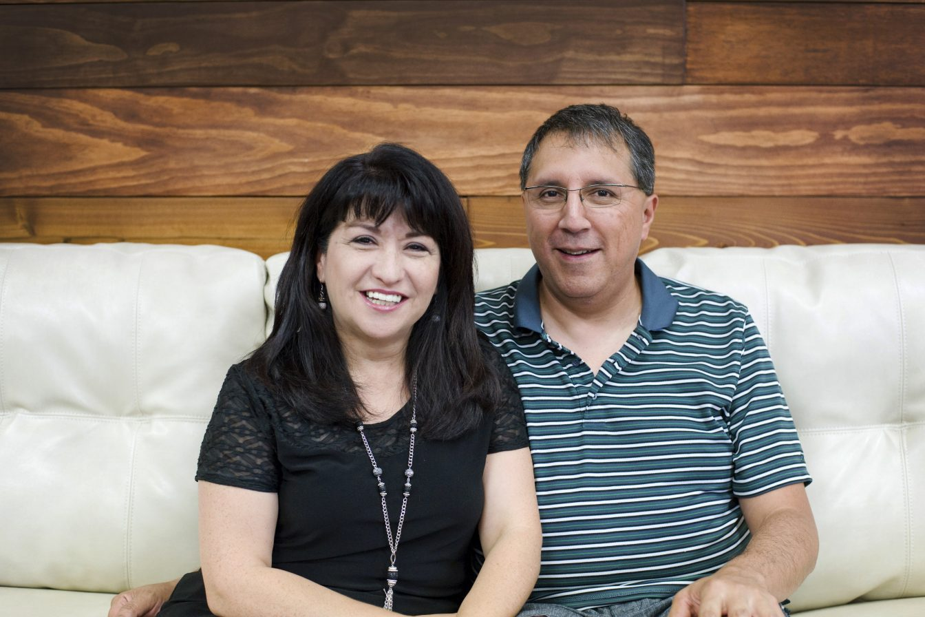 Nick and Maria Gallegos - Kingdom Living