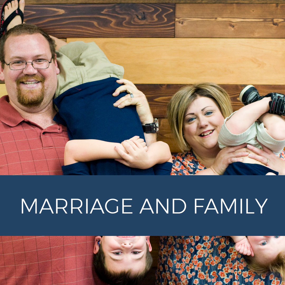 Link to Marriage and Family Lifegroup Hub