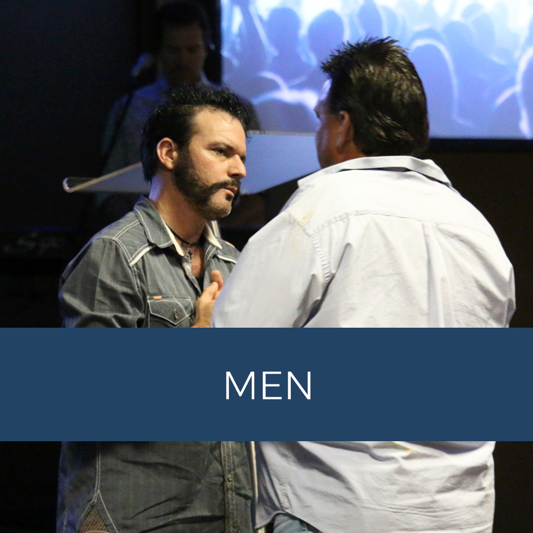 Link to Men's Lifegroup Hub