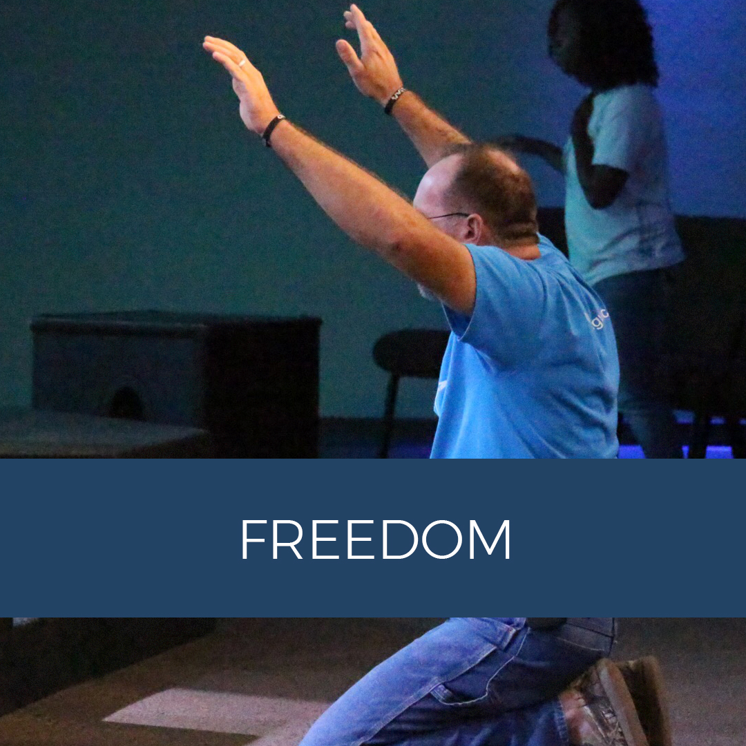 Link to Freedom Lifegroup Hub