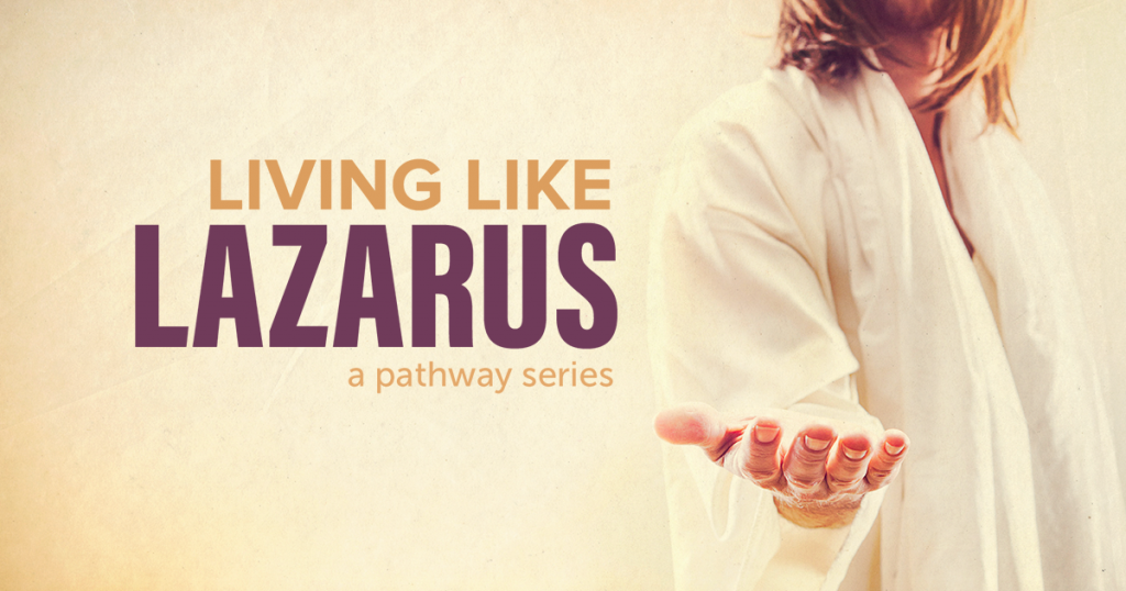 Listen or Watch EASTER 2018: LIVING LIKE LAZARUS