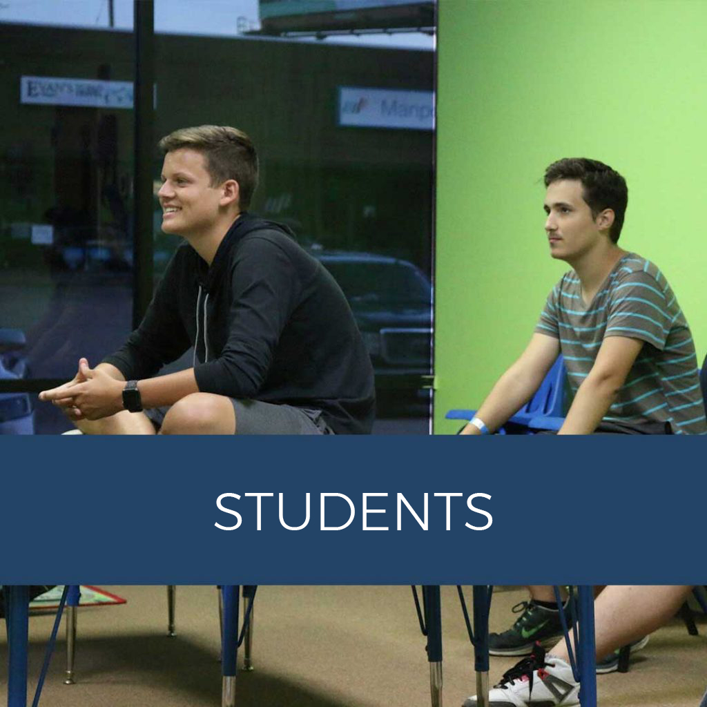 Link to  Student Lifegroup Hub