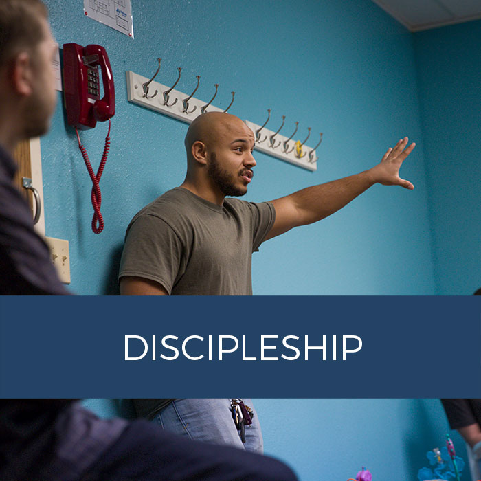 Link to Discipleship Lifegroup Hub