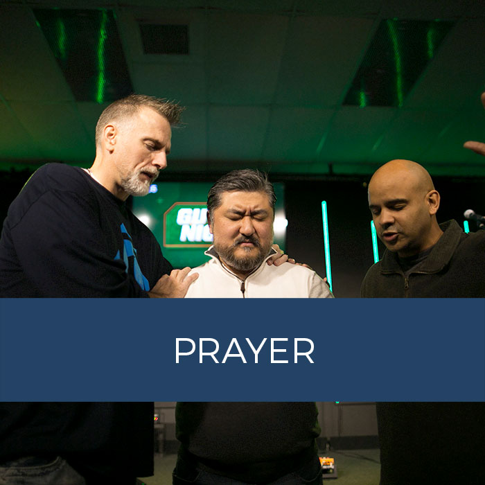 Link to Prayer Lifegroup Hub