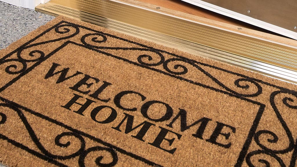 Listen or Watch WELCOME HOME: THE RELATIONSHIPS OF HOME