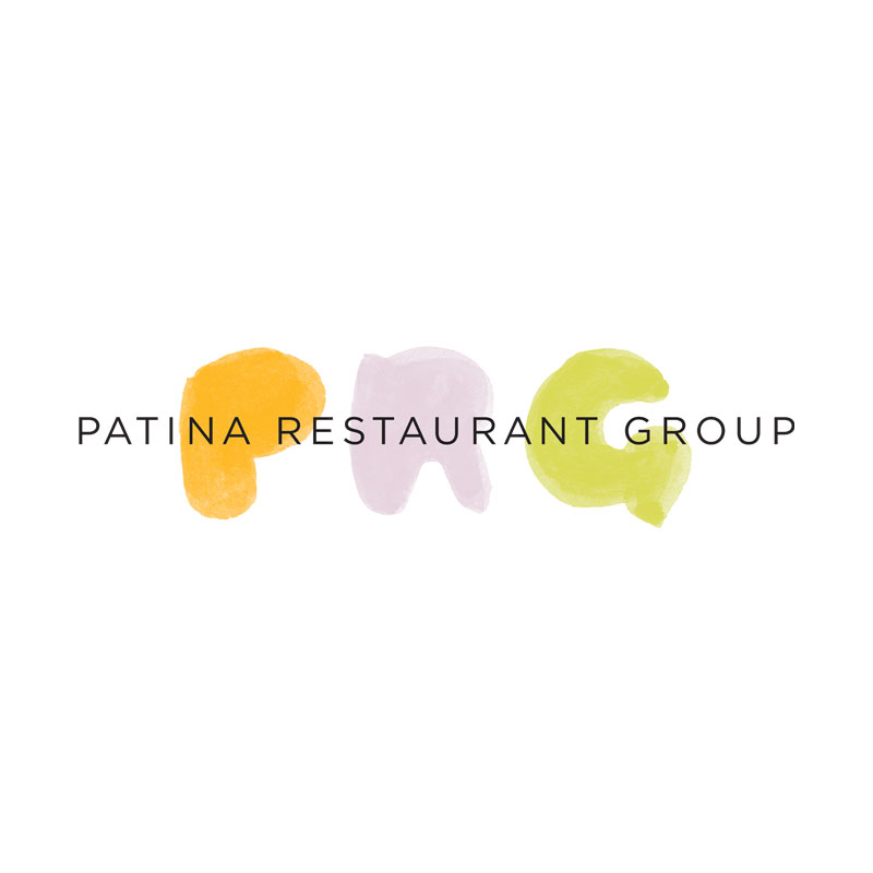 Patina Restaurant Group logo
