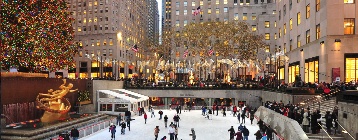 - The Rink At Rockefeller Center Ice Skating Rink In New York, NY