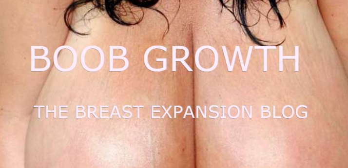 Boob Growth is creating breast expansion stories | Patreon