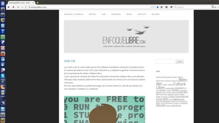 Enfoquelibre.com is creating Video tutoriales y manuales ...