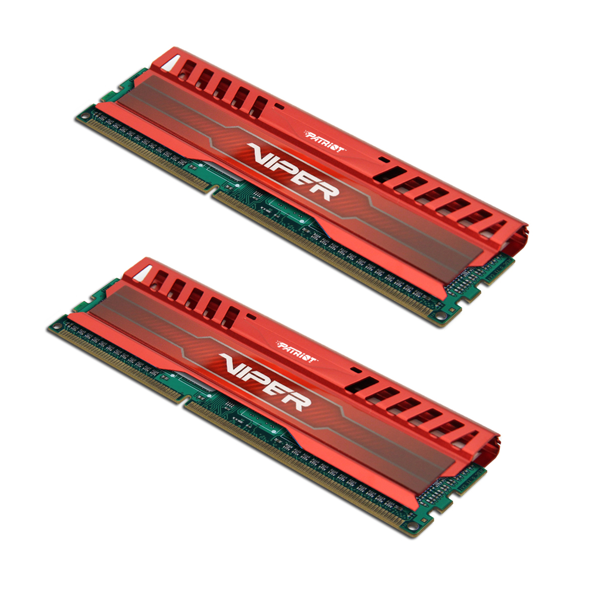 Viper3_Red_Dual_Left_Green PCB