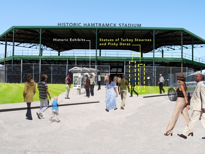 info for e1afe 9042a Projects | Help restore historic Hamtramck Stadium, home of ...