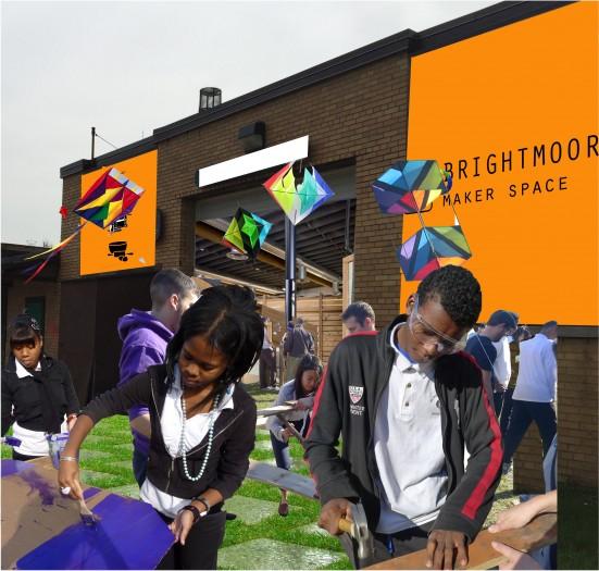 Brightmoor Maker Space   Patronicity
