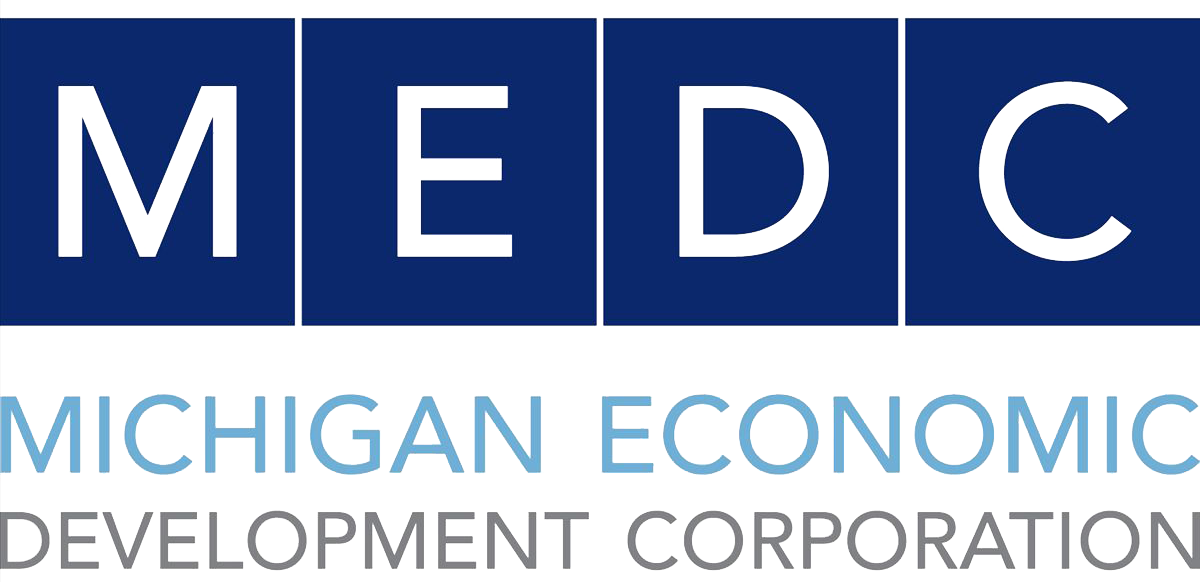 Michigan Economic Development Logo