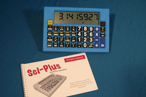Sci-Plus 200 Scientific Calculator