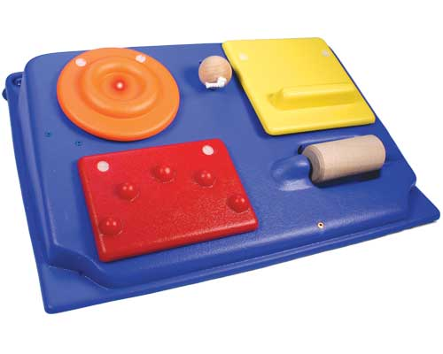 Busy Box Kit - 5 Function Activity Center
