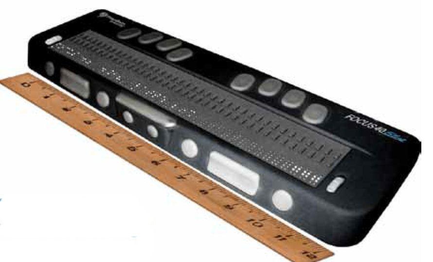 Focus 40 Blue Braille Display