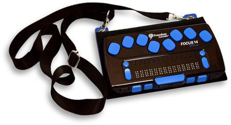 Focus 14 Blue Braille Display