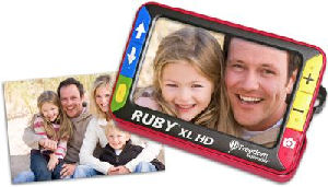 Ruby XL HD High-Definition Handheld Video Magnifier