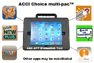 ACCI Choice Communicator Multi-Pac 64