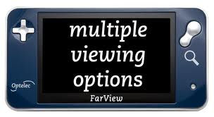 FarView Portable Video Magnifier