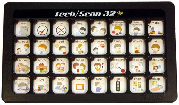 Tech Scan 32 Plus