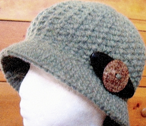Bucket Free Hat Knit Pattern Patterns Gallery