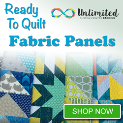 Ready-to-Quilt Fabric Panels
