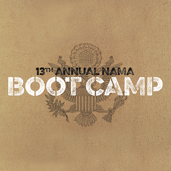 NAMA Boot Camp